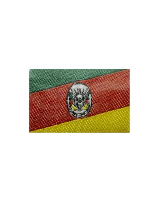 ETIQUETA BORDADA RS -  24MM x 33MM - C/ 10 UNIDADES