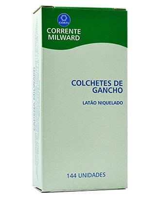 COLCHETE DE GANCHO Nº 2 - C/ 144
