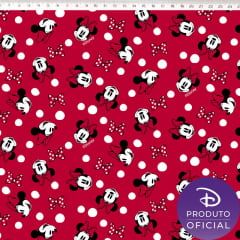 KIT TECIDOS TRICOLINE DISNEY - FERNANDO MALUHY